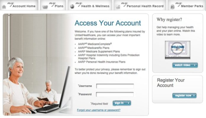 MyAARPMedicare Website Signup And Login