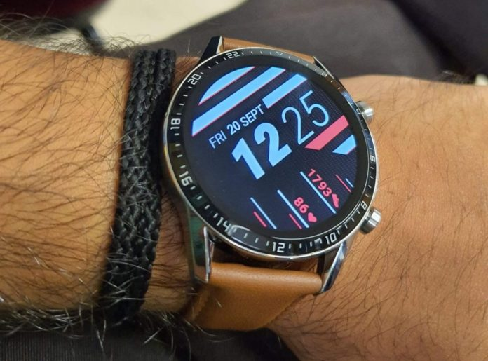 Smartwatches larger screens