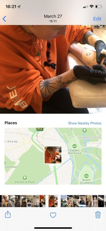 Remove Location Data Photos Videos