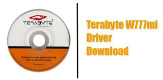 Terabyte W777mi Driver Download For Windows Original