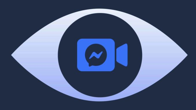Video Call From Messenger Rooms Via Whatsapp