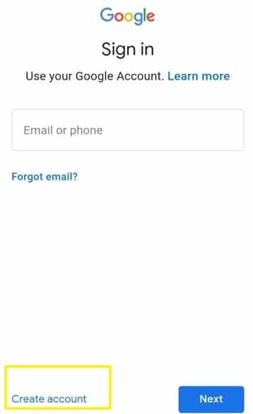 Use Gmail Without Phone Number