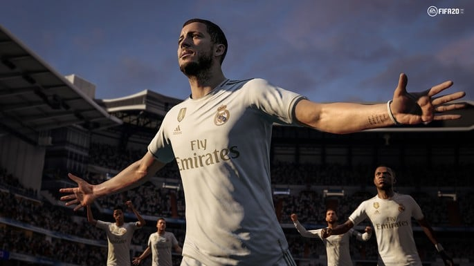 Hazard To Stand Out For Real Madrid Infifa 20