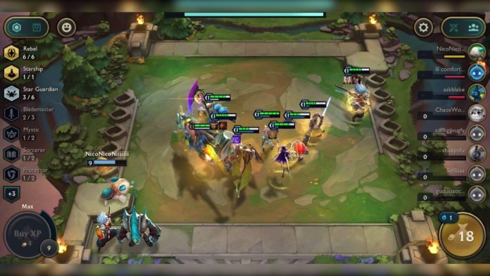 Teamfight Tactics Game3