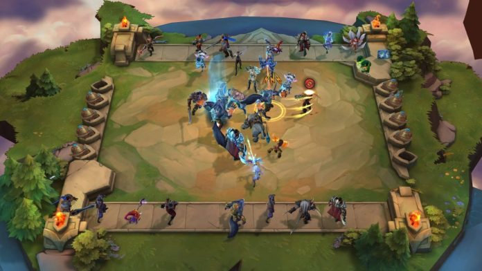 Teamfight Tactics Gameplay