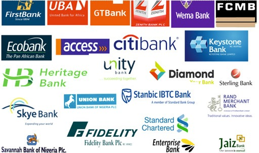 All Banks In Nigeria