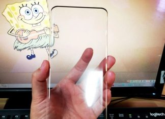 Huawei Mate 40 Pro screen protector leaks