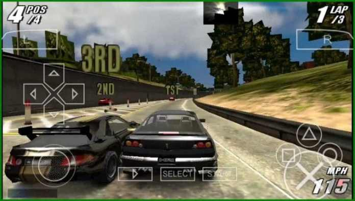 Burnout Legends (2005)