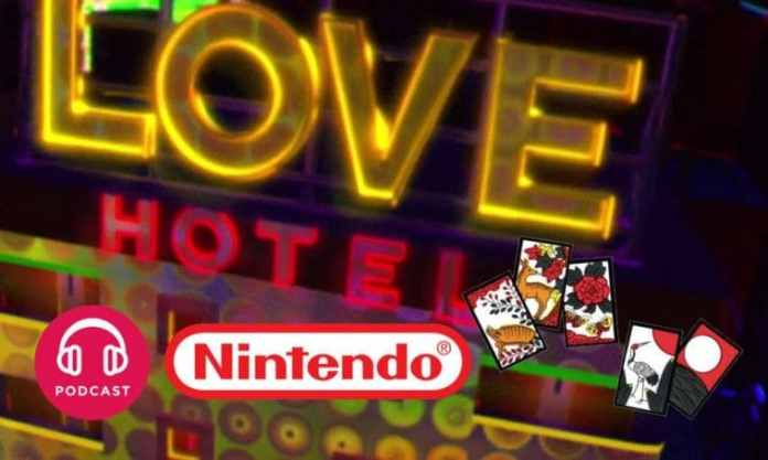 Nintendo Love Hotel And Obscene Playing Cards