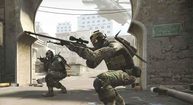 Shooter Games For Pc