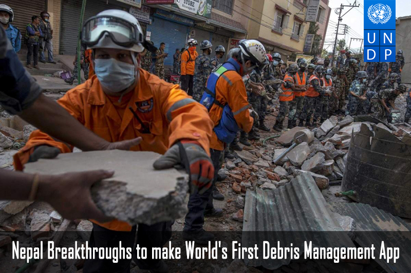 nepal-debris-management-app