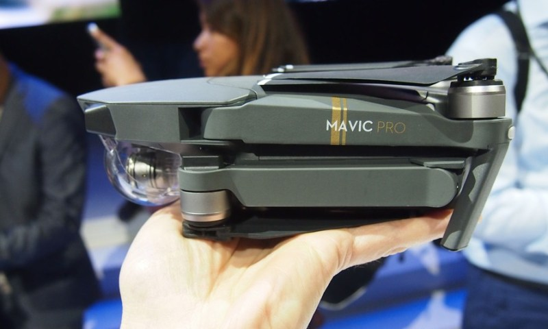Mavic Pro, DJI's First Foldable Drone is Available in Nepal for Rs. 1,36,000