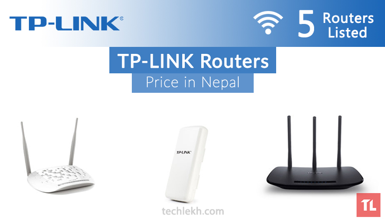 tp-link router price in nepal