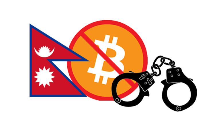 bitcoin illegal in nepal
