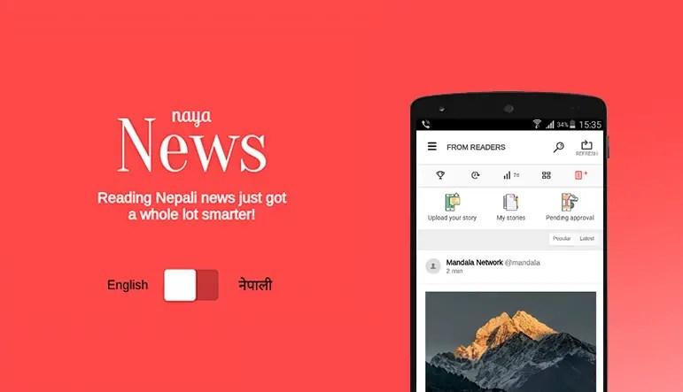 Naya News, A Smart Nepali News Feed App Powered by AI