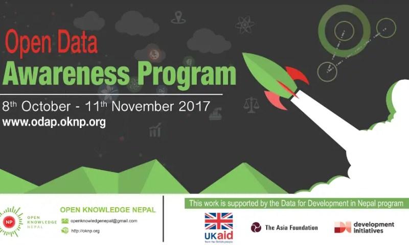 Open Data Awareness Program Underway