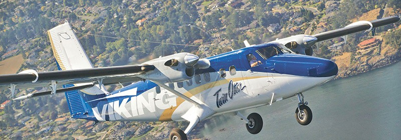 NAC Set to Buy At Least Four Twin Otter Aircrafts