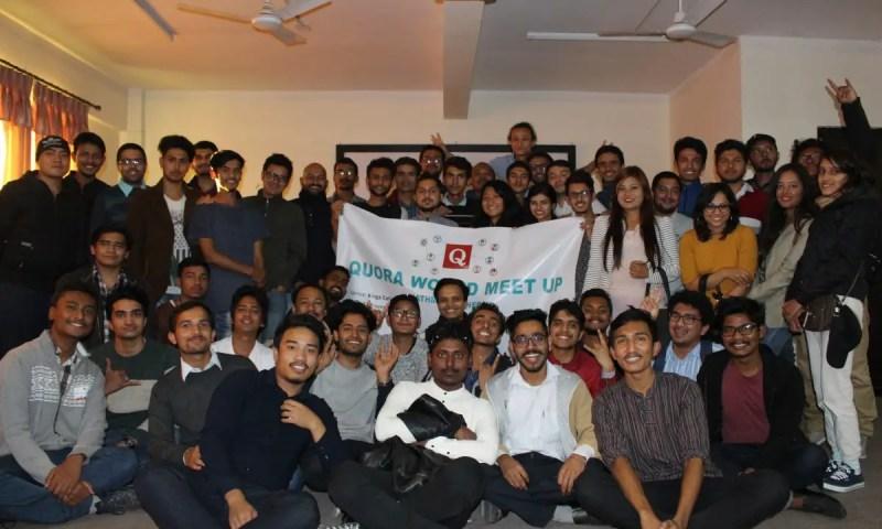 Recap: Quora World Meetup 2017, Kathmandu
