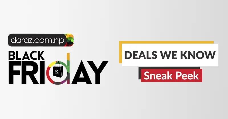 Daraz Black Friday 2017 Deals Sneak Peek: Every Deal We Know So Far