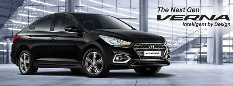 Hyundai Verna Price In Nepal