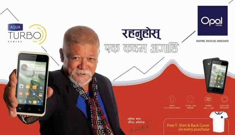 opal mobile in nepal