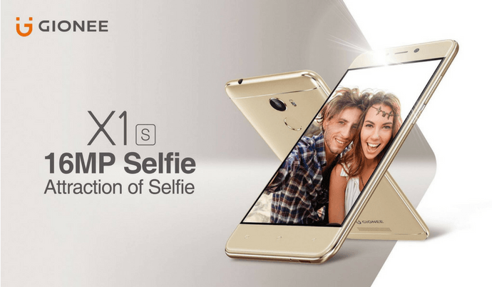 Gionee X1s Price Drop: Now Available at Rs. 17,999