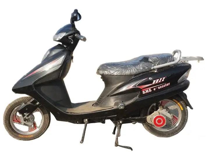 sms buzz escooter