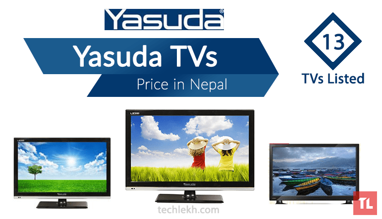 yasuda tv price in nepal