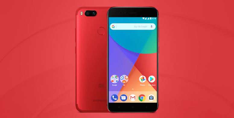 Mi A1 now Available in Red Color: Xiaomi's Best Mid Range Offering Gets a Refresh