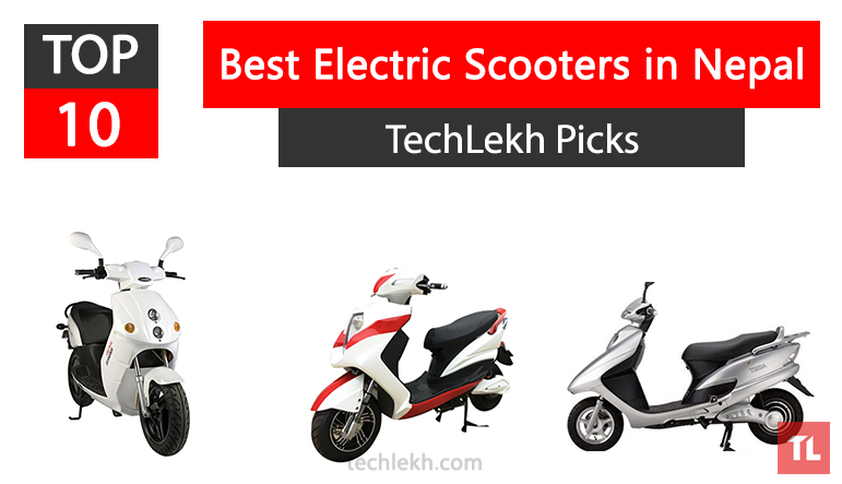 Top 10 Best Electric Scooters You Can Buy in Nepal