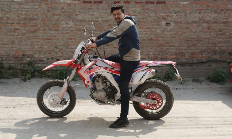 Lemoto LRF 250 Dirt and Motard Bikes Launched in Nepal at Rs. 6.05 Lakhs