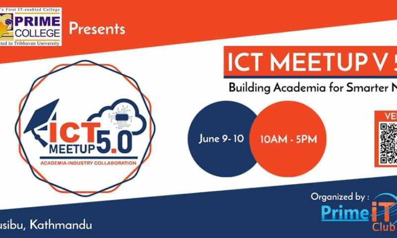 ICT Meetup v5.0 2018 Happening On June 9 and 10