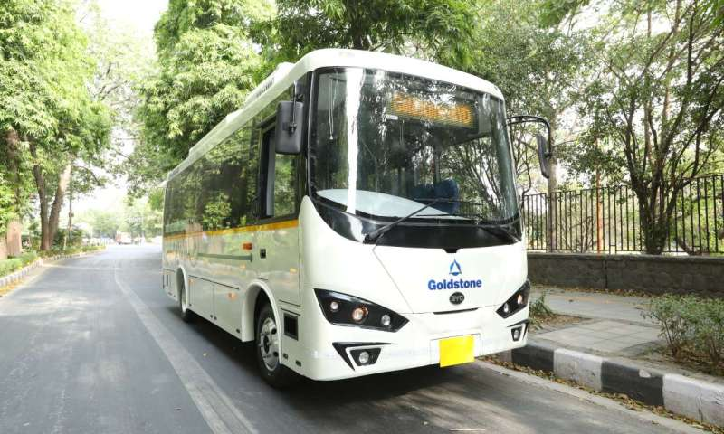 eBuzz K6, The First Made-in-India Electric Bus, to be Exported to Nepal