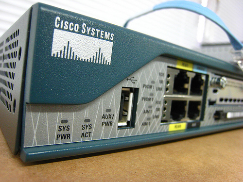 Cisco 2801 Router