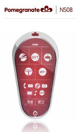 Pomegranate phone