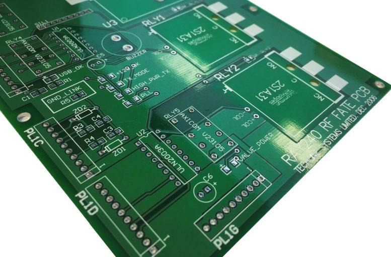 Raymarine RAY240 PCB Design