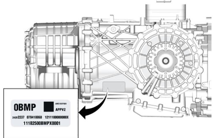 2020 Corvette Stingray Powertrain