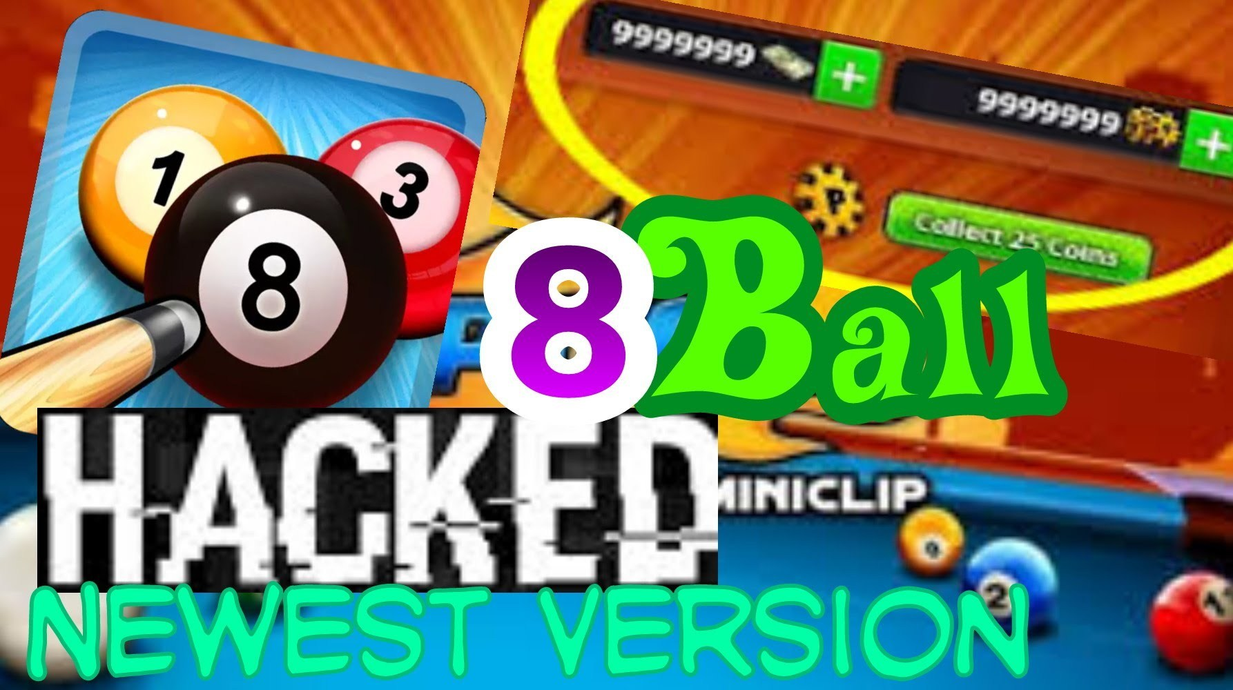 8 ball pool games hack app