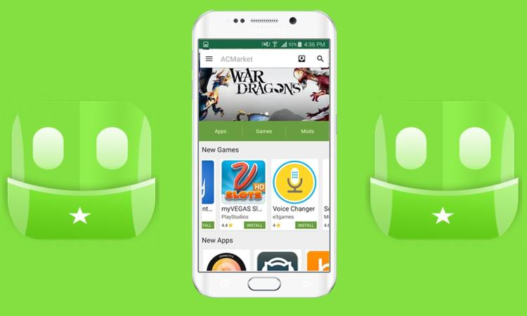 Download Your Favorite Mod With Acmarket Apk