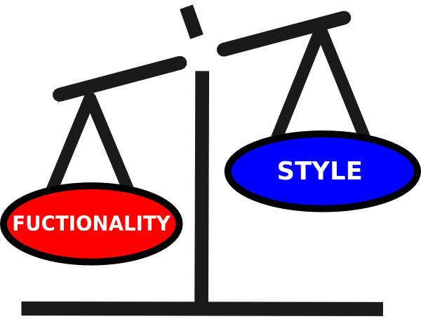 Style and Functionality