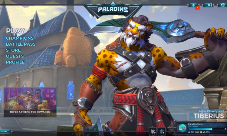 Become A Better Paladins Player