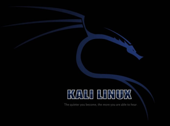 how to create live usb for kali linux