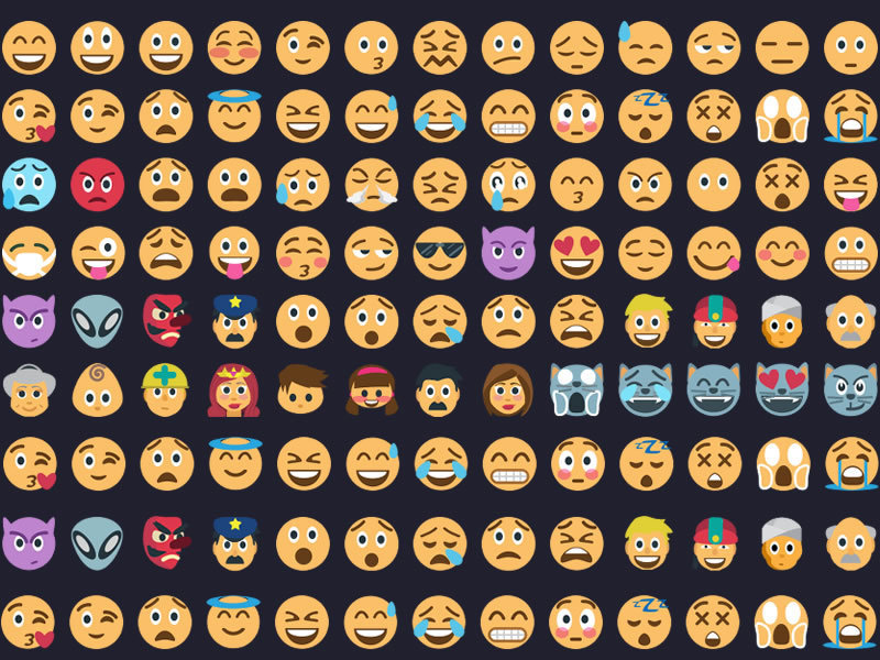 Express Your Every Mood With This Crazy 1000-Key Emoji Keyboard