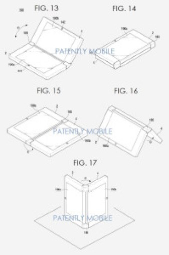 foldable smartphone samasung project valley
