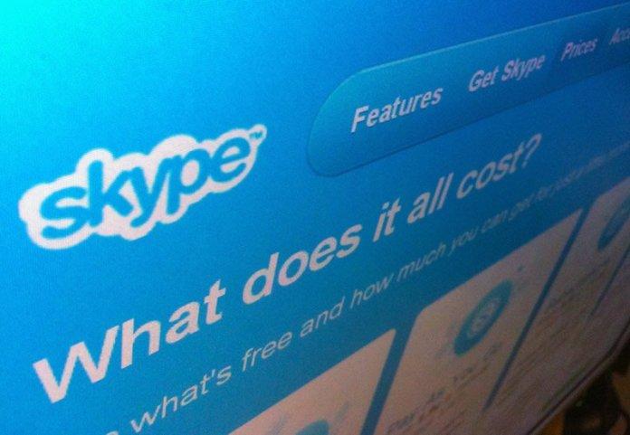 skype is down