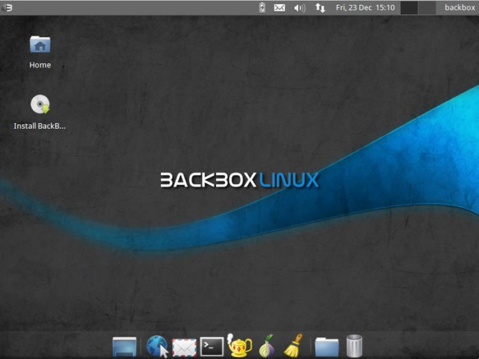 backbox operating system