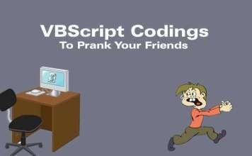 VBScript Codings