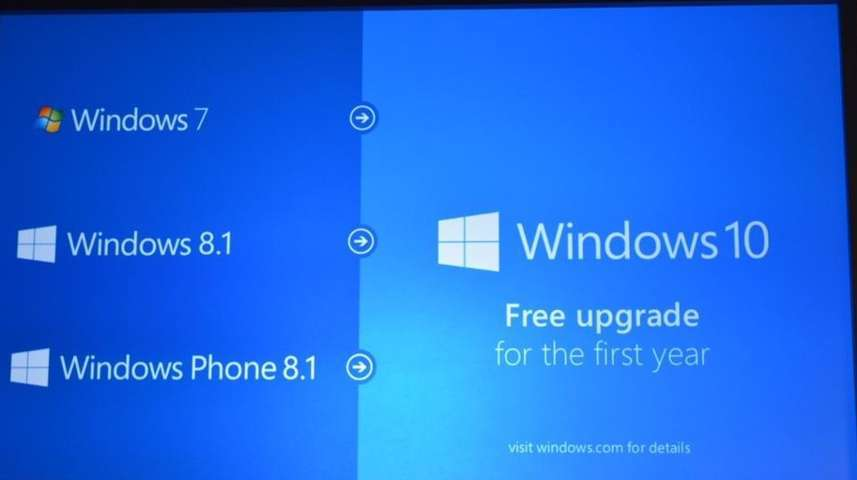 end sales of Windows 7 and Windows 8.1