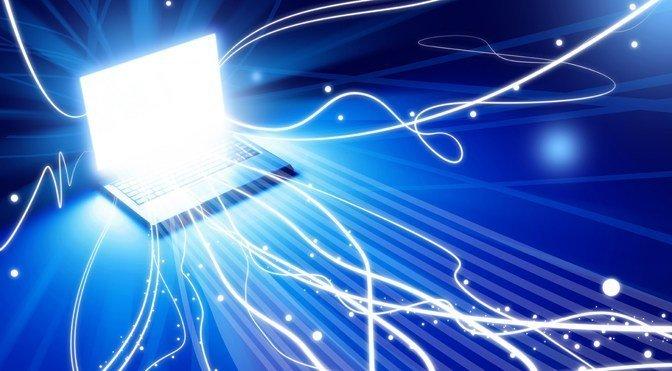 Sound Waves Move Data