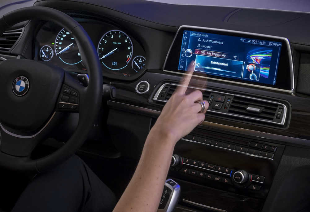 BMW to Show How Gestures will Control Future Cars